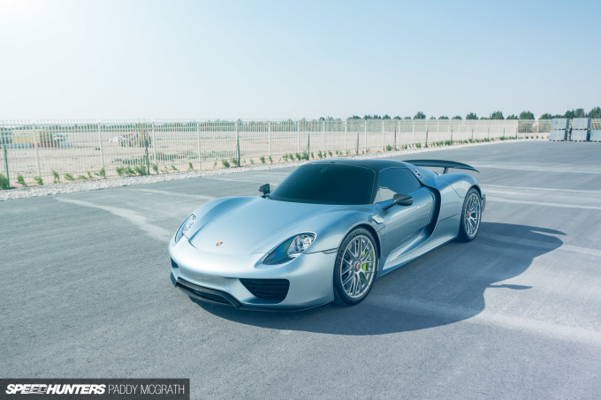 2016 Porsche 918 by Paddy McGrath-9