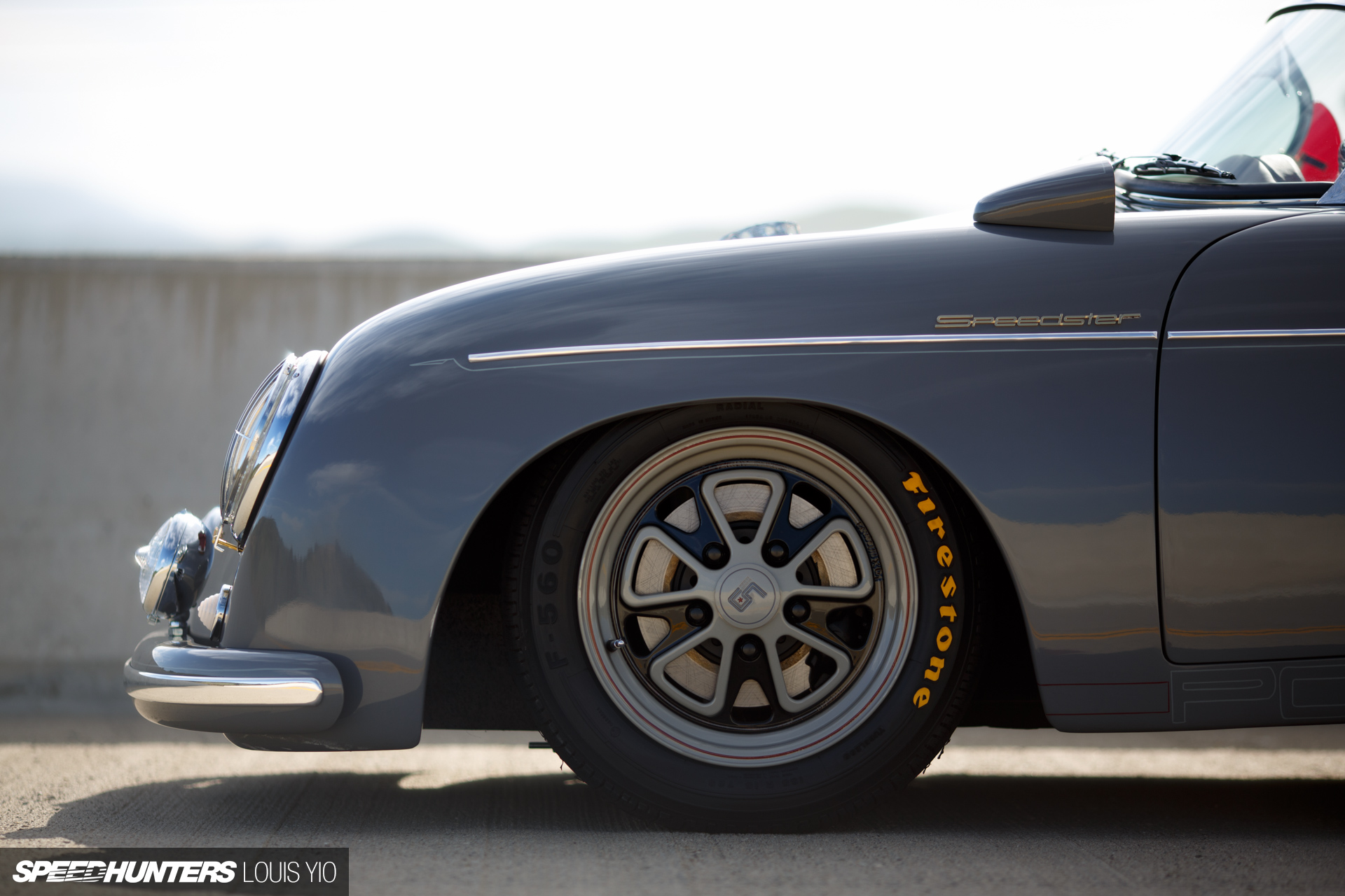 15 Inch Tires >> Real? Replica? Who Cares? The Outlaw Speedster - Speedhunters