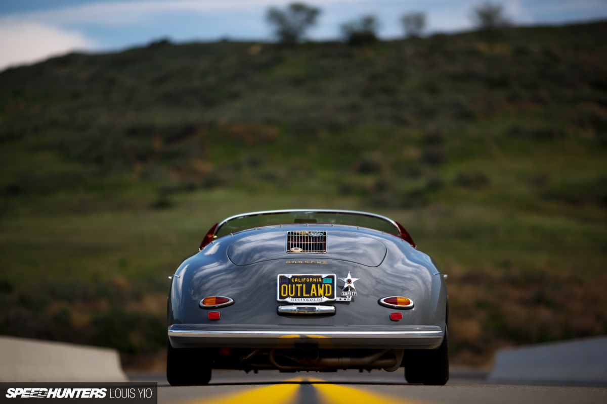 Real Replica Who Cares The Outlaw Speedster Speedhunters