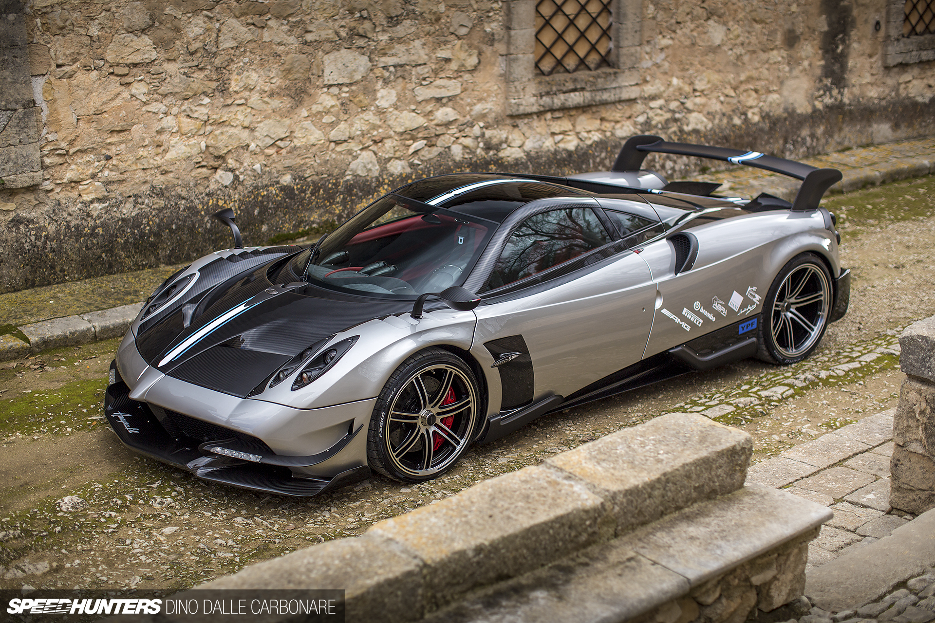 Getting Loose In The Pagani Huayra Bc Speedhunters
