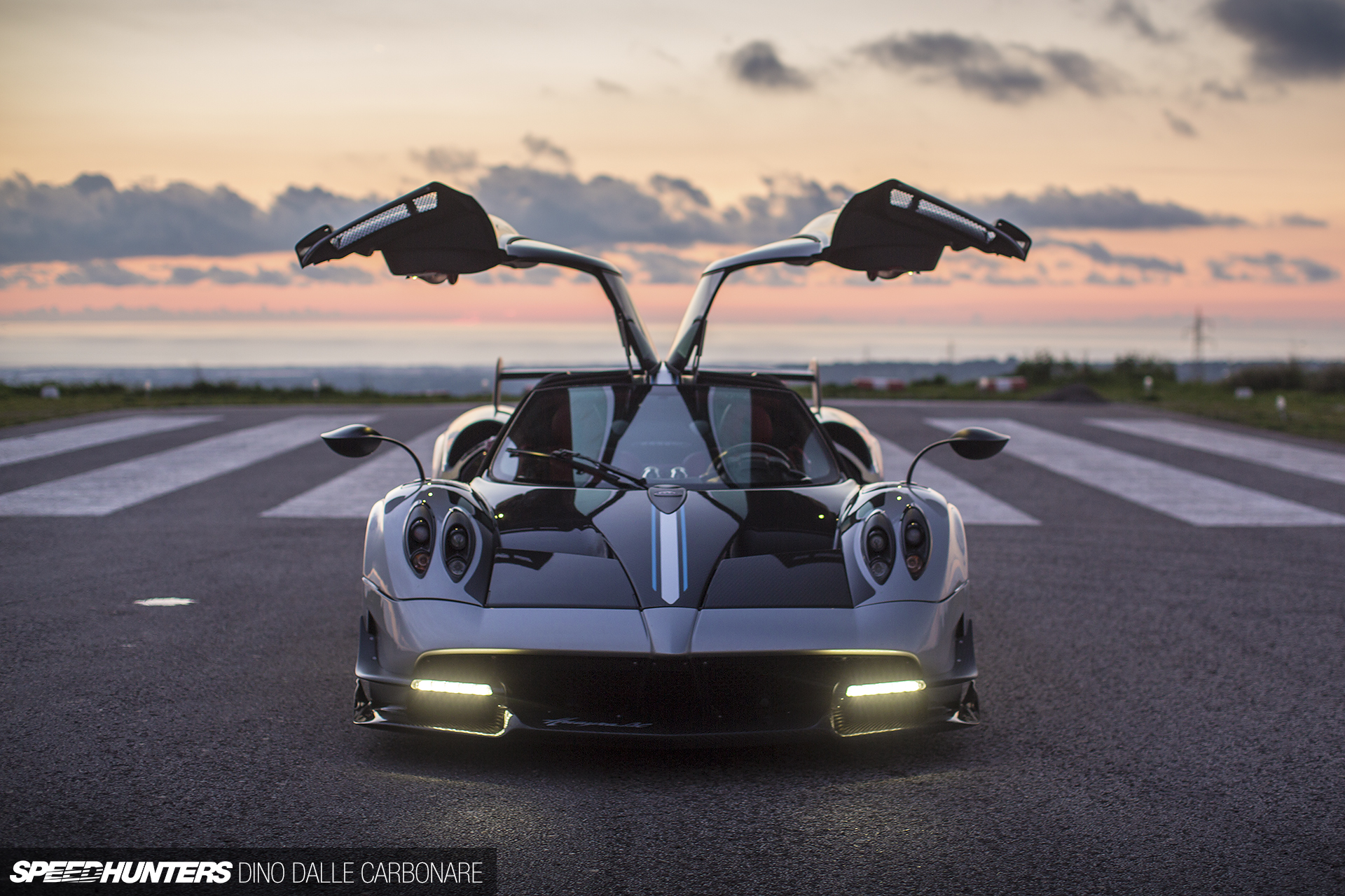 Getting Loose In The Pagani Huayra Bc Anything Cars
