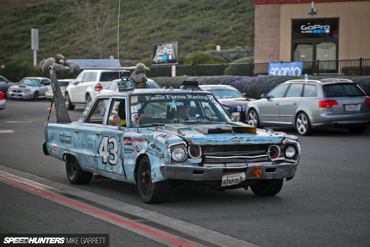 LeMons The Mopar Way: The Faster Farms Plymouth - Speedhunters