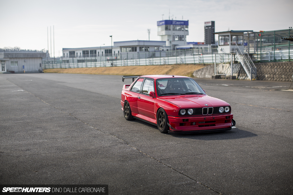 Looks-wise, there is a lot this M3 brings to the table, so it would be ...