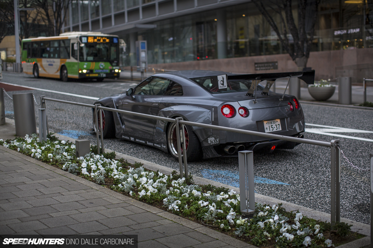 Living With A Widebody GT-R