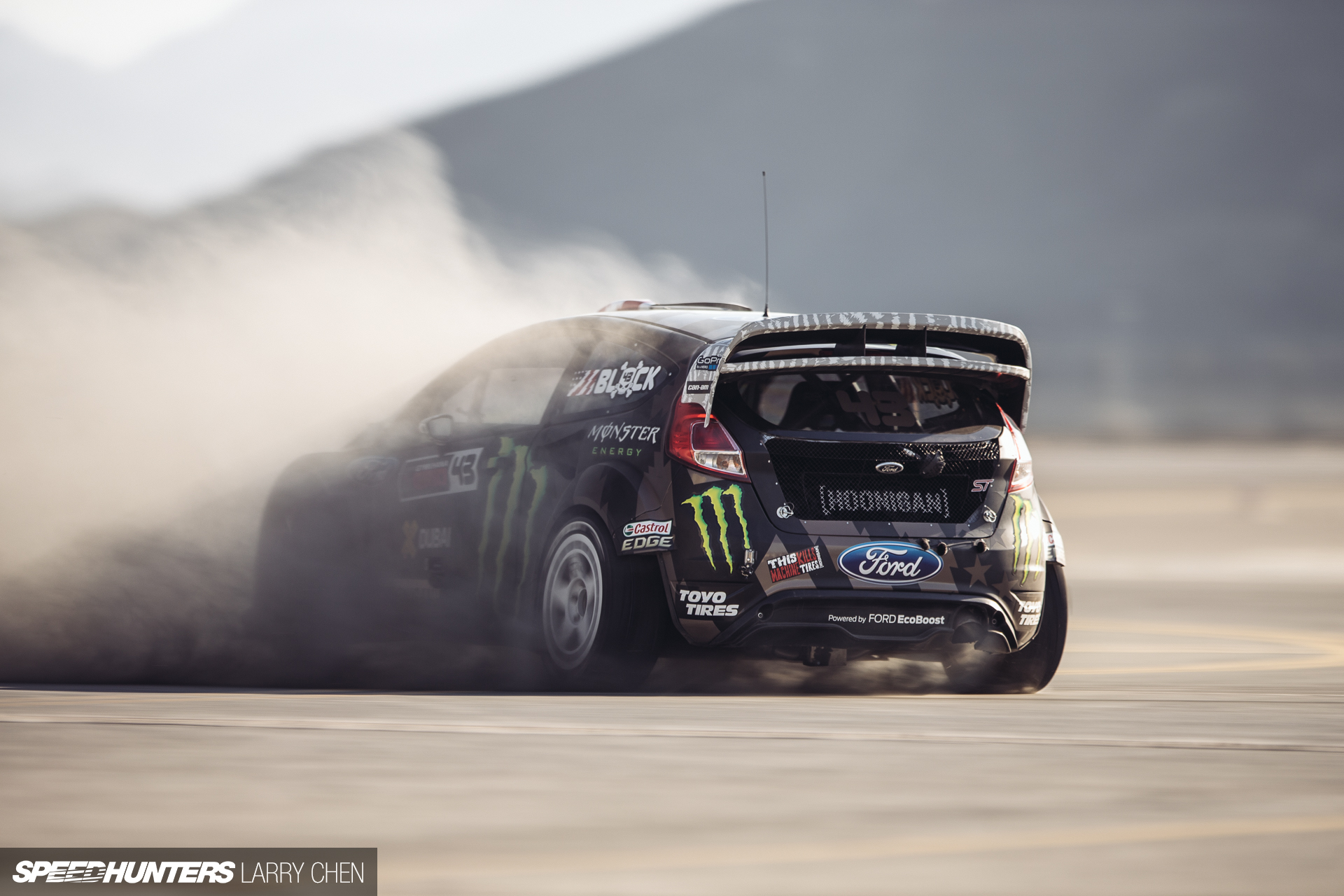 Block K Chen the of gymkhana eight speedhunters