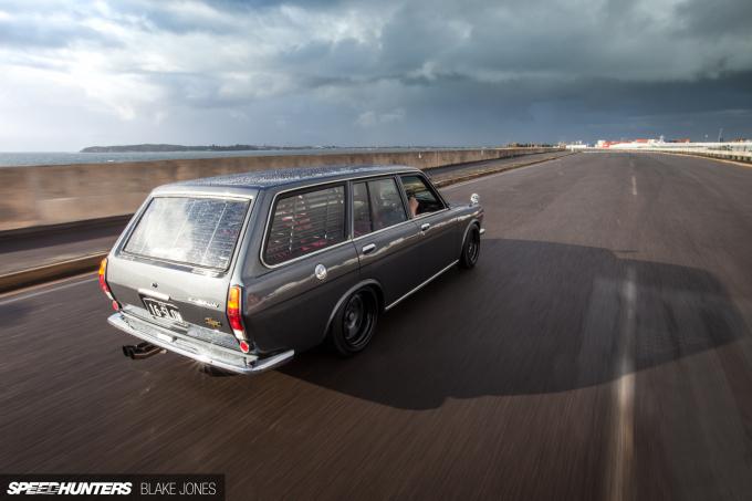 Datsun 1600 Wagon-