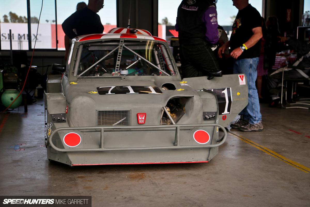 LeMon Or Not? The Team Baka HondaN600