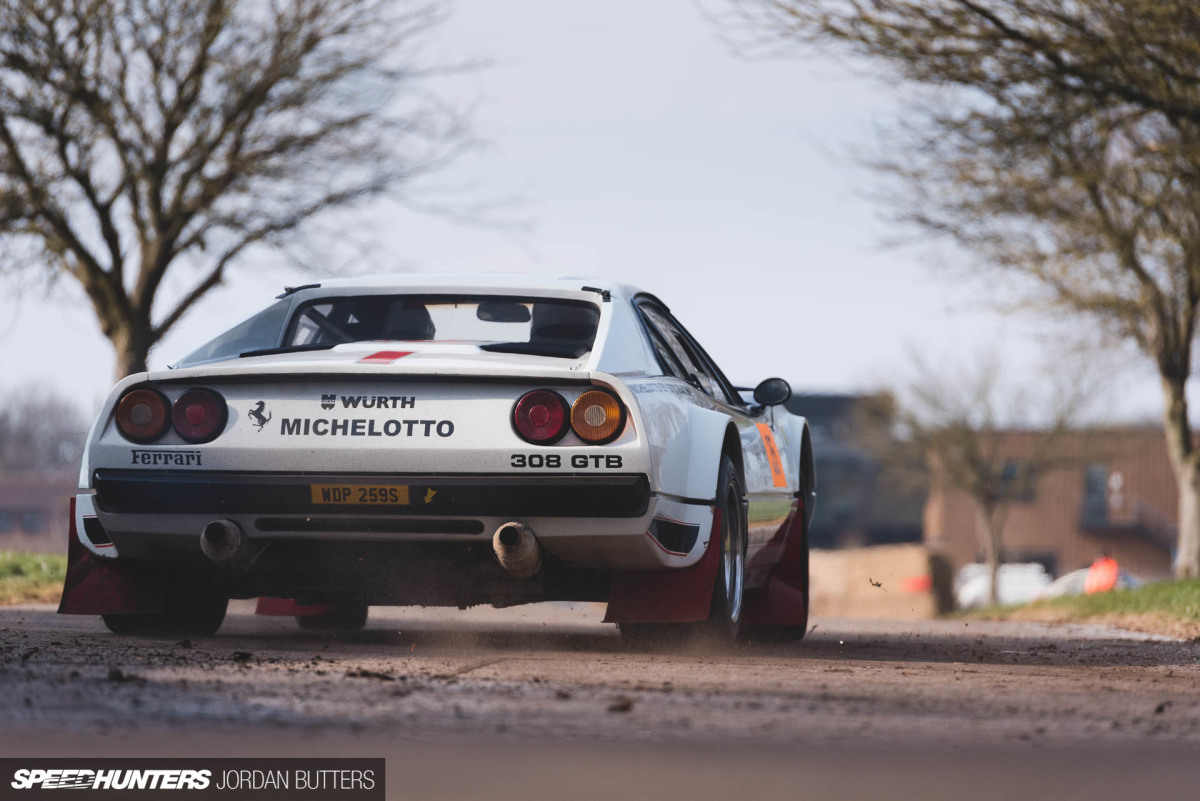 Party In The Park: Rally Legends At Race Retro