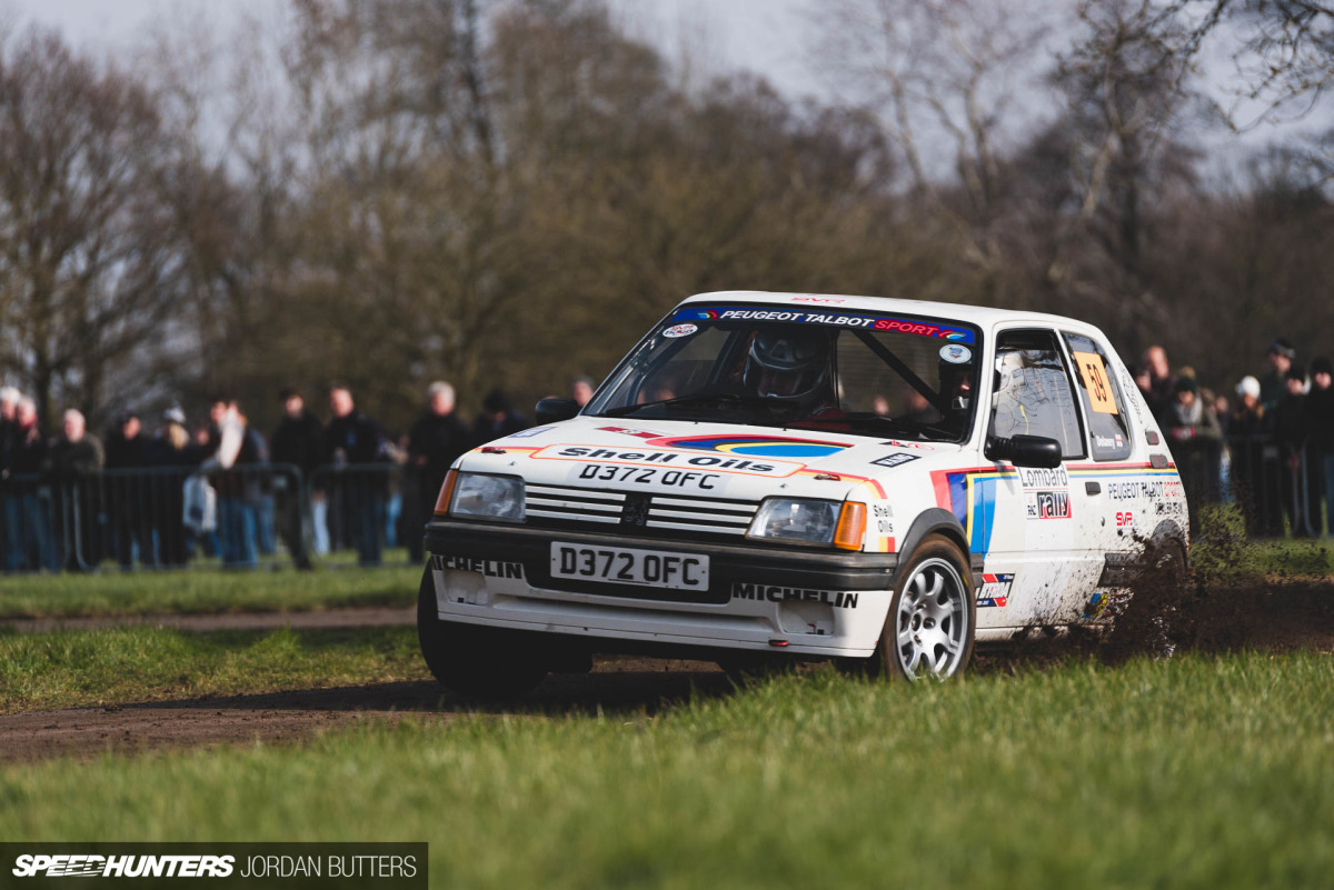 Party In The Park: Rally Legends At Race Retro - Speedhunters