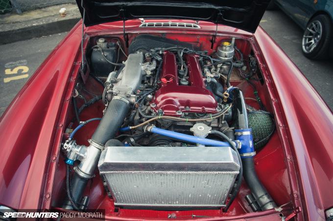 2016 MG BGT SR20 by Paddy McGrath-5