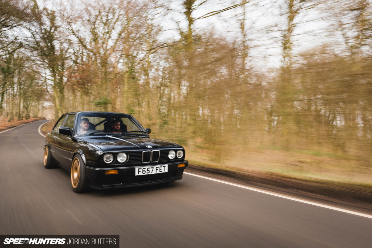 Driving Thrills An E30 Track Animal Speedhunters Wire Harness Dsc 8205