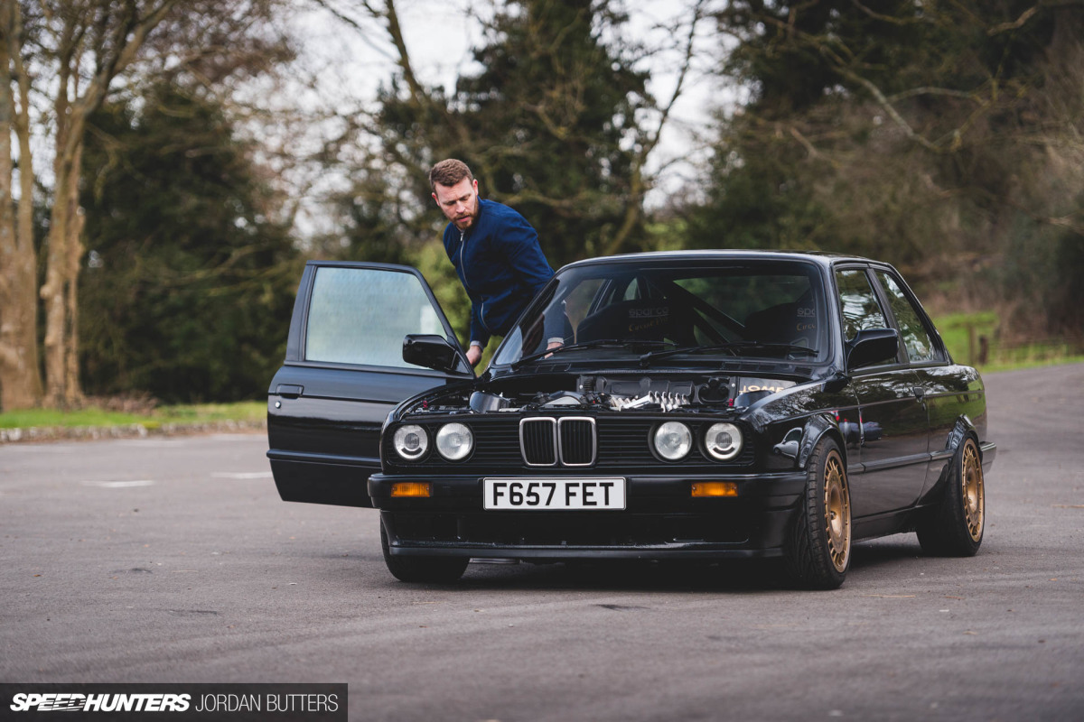 Driving Thrills An E30 Track Animal Speedhunters