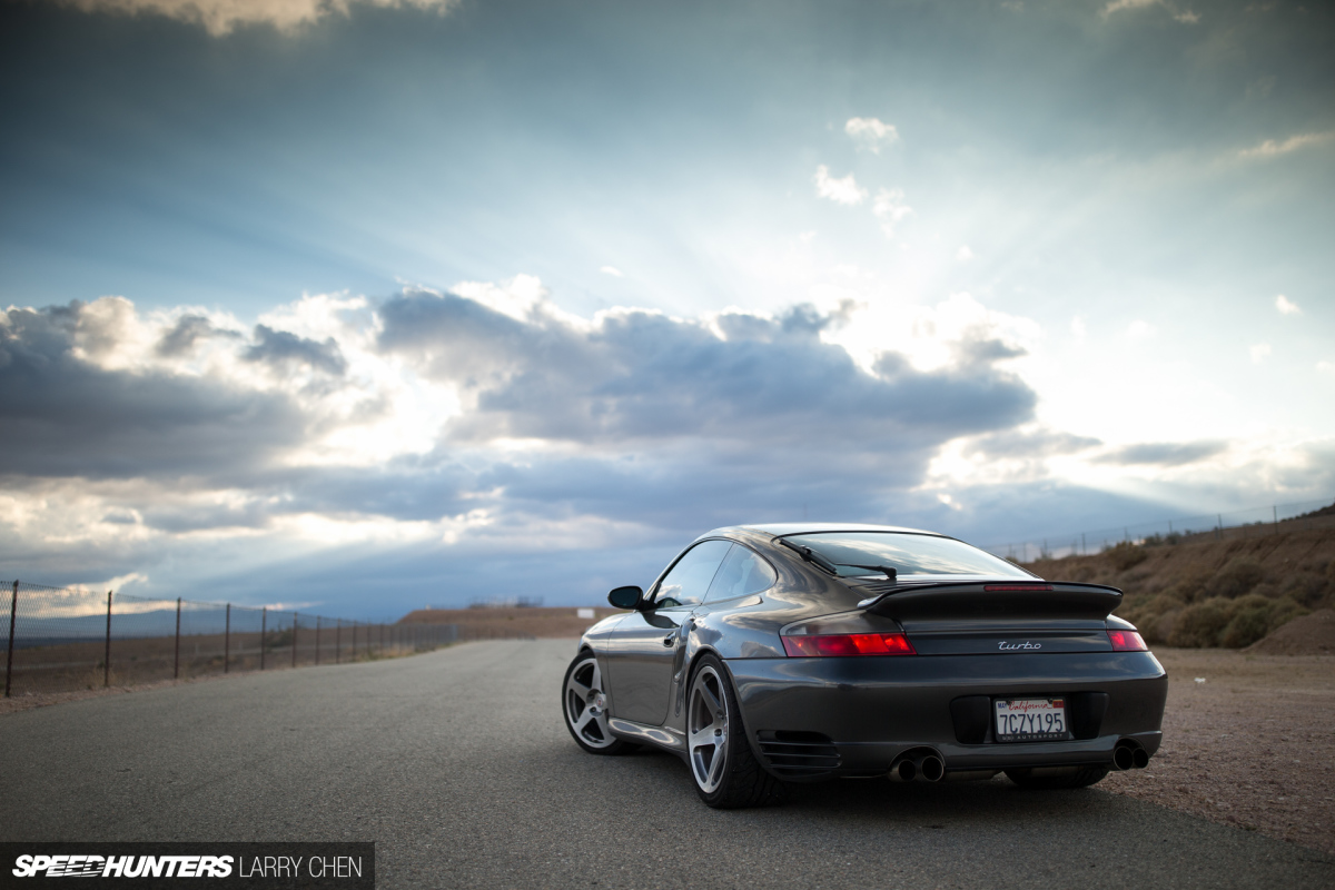 Project 996 Turbo: German Muscle