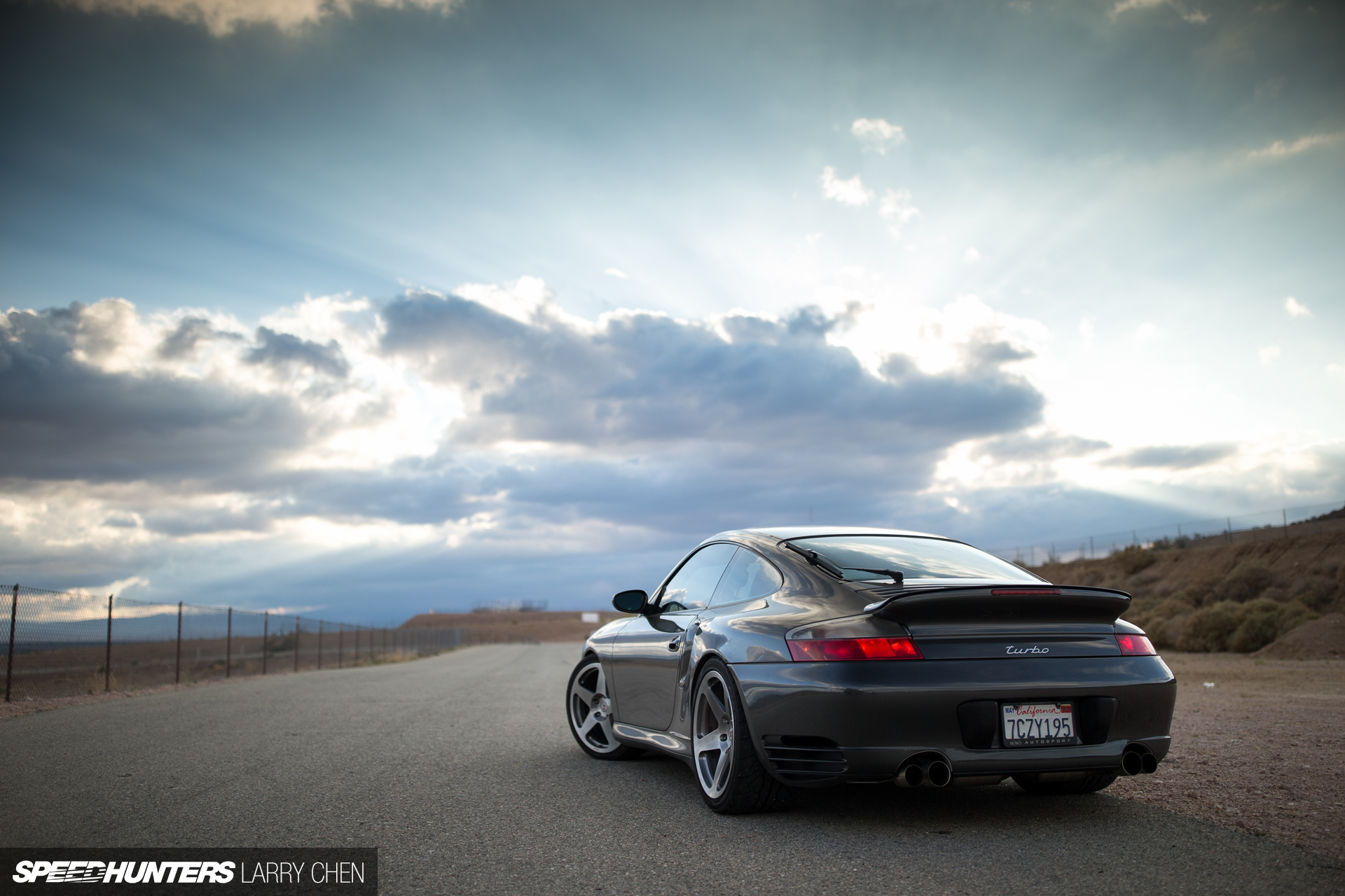 Project 996 Turbo German Muscle Speedhunters
