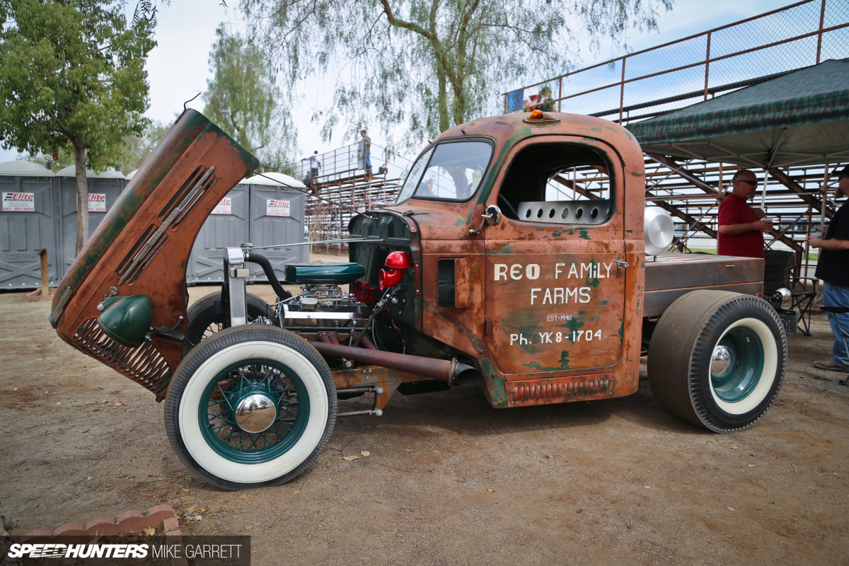The REO Speed Wagon Rat