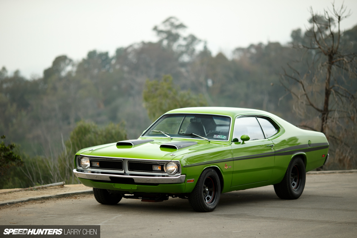 Mopar For Life: Tony Angelo\'s Dodge Demon - Speedhunters