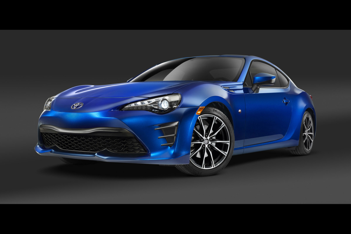 The Scion FR-S Is Now The Toyota 86