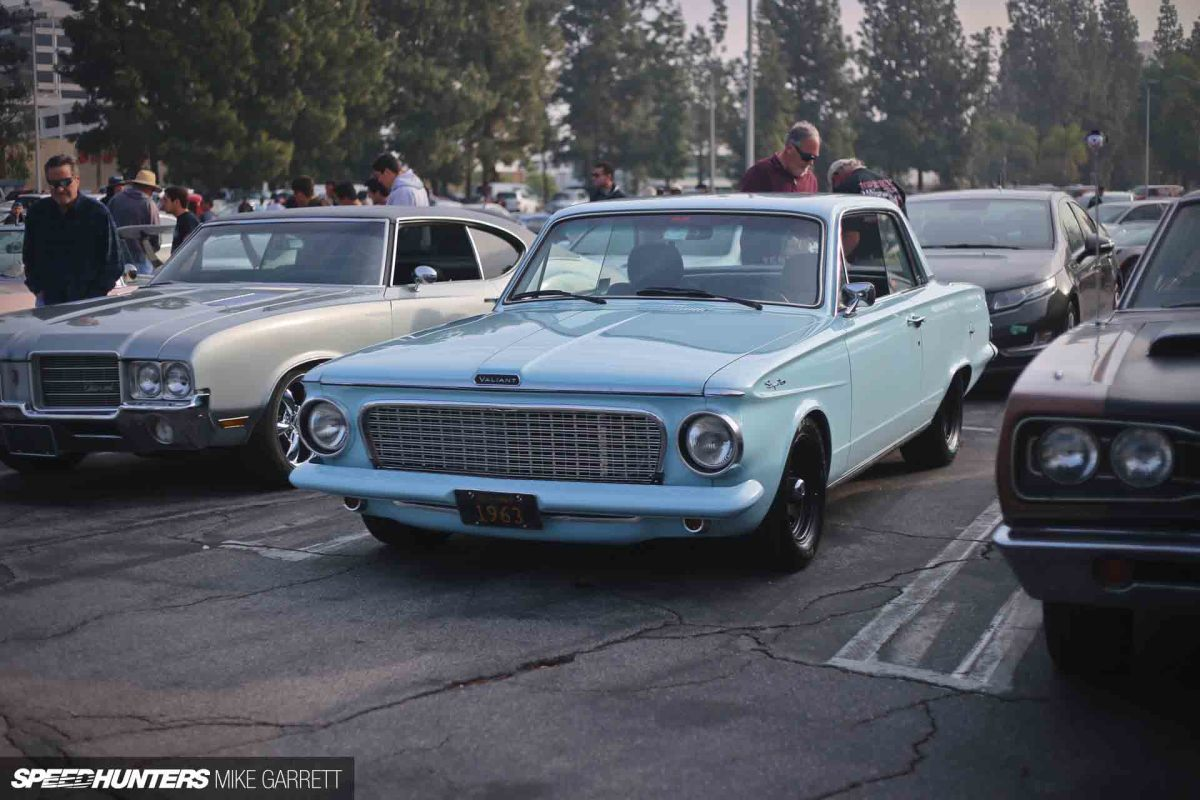 One Sunday Morning In Los Angeles - Speedhunters