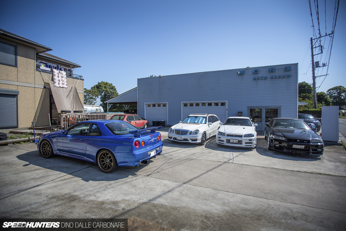 Project GT-R Gets An LED Upgrade