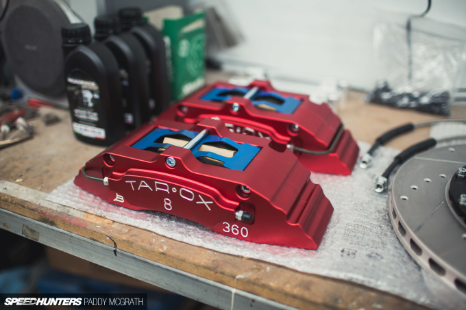 2016 Project GTI Tarox Brakes Update-10