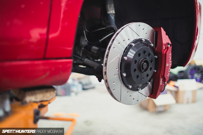 2016 Project GTI Tarox Brakes Update-23