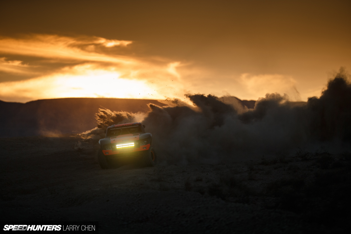 We Don't Need Roads: The Mint 400