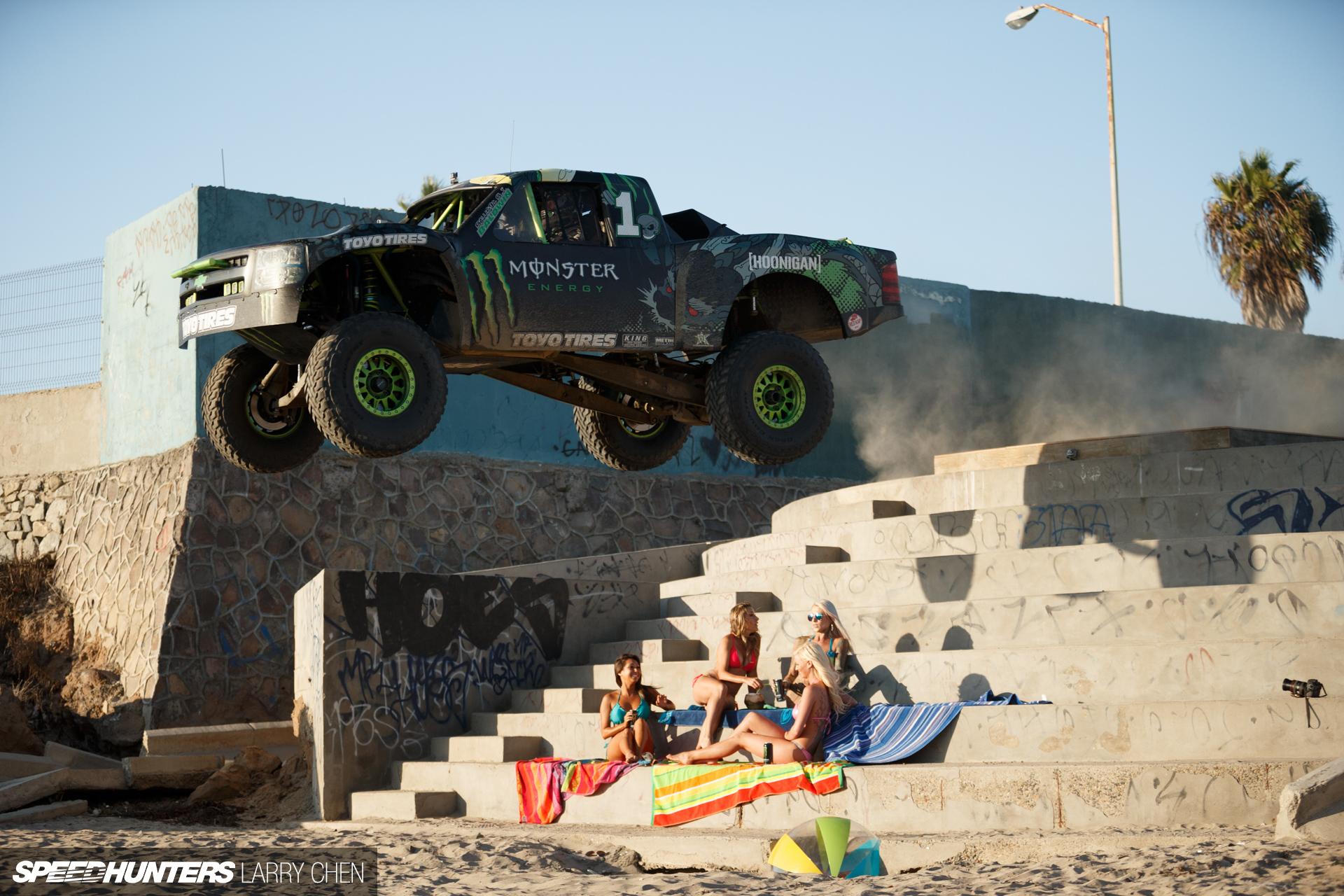 The Bad Boy Of Desert Racing: BJ 'Ballistic'Baldwin