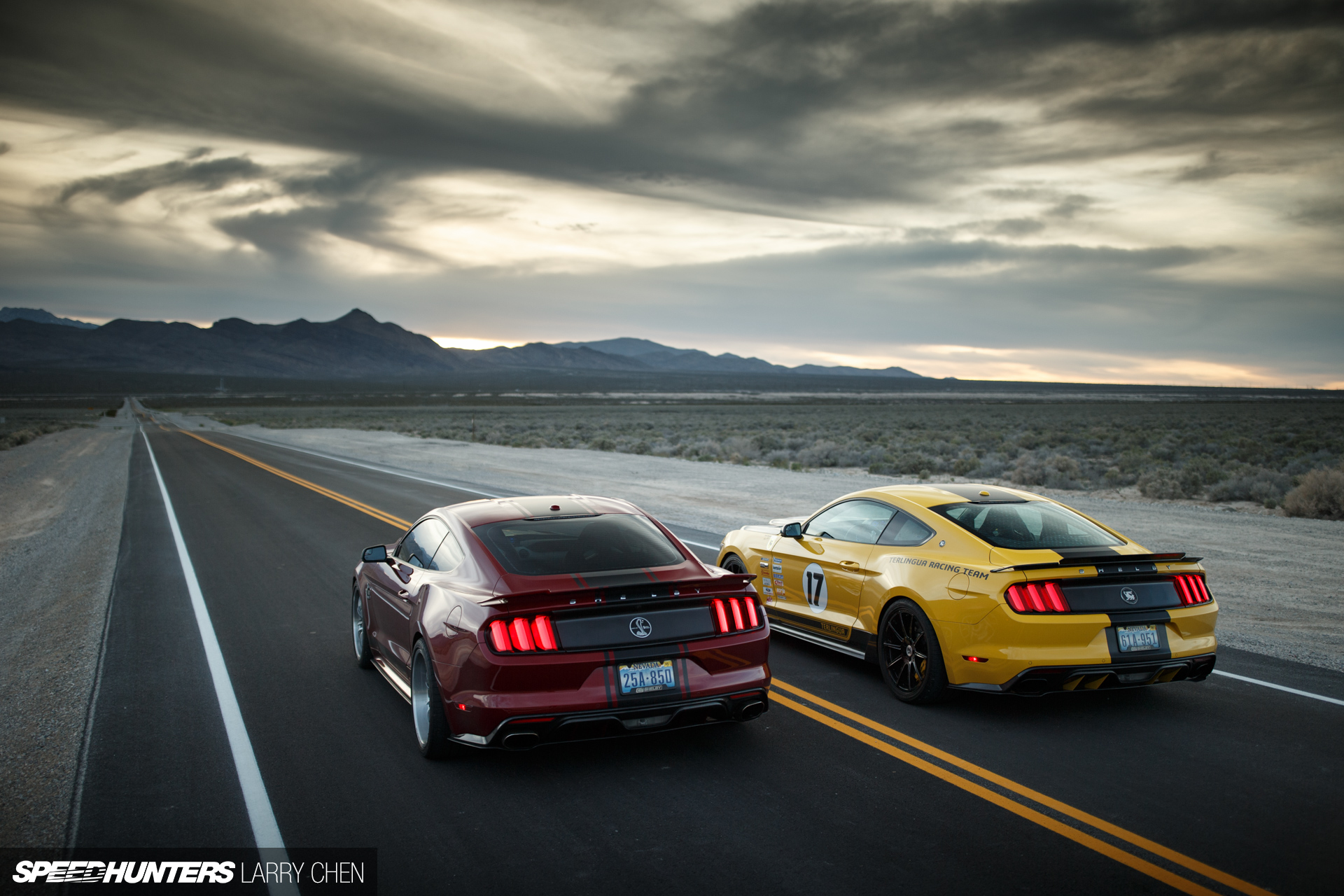 Snakes On The Loose: Shelby Does The S550