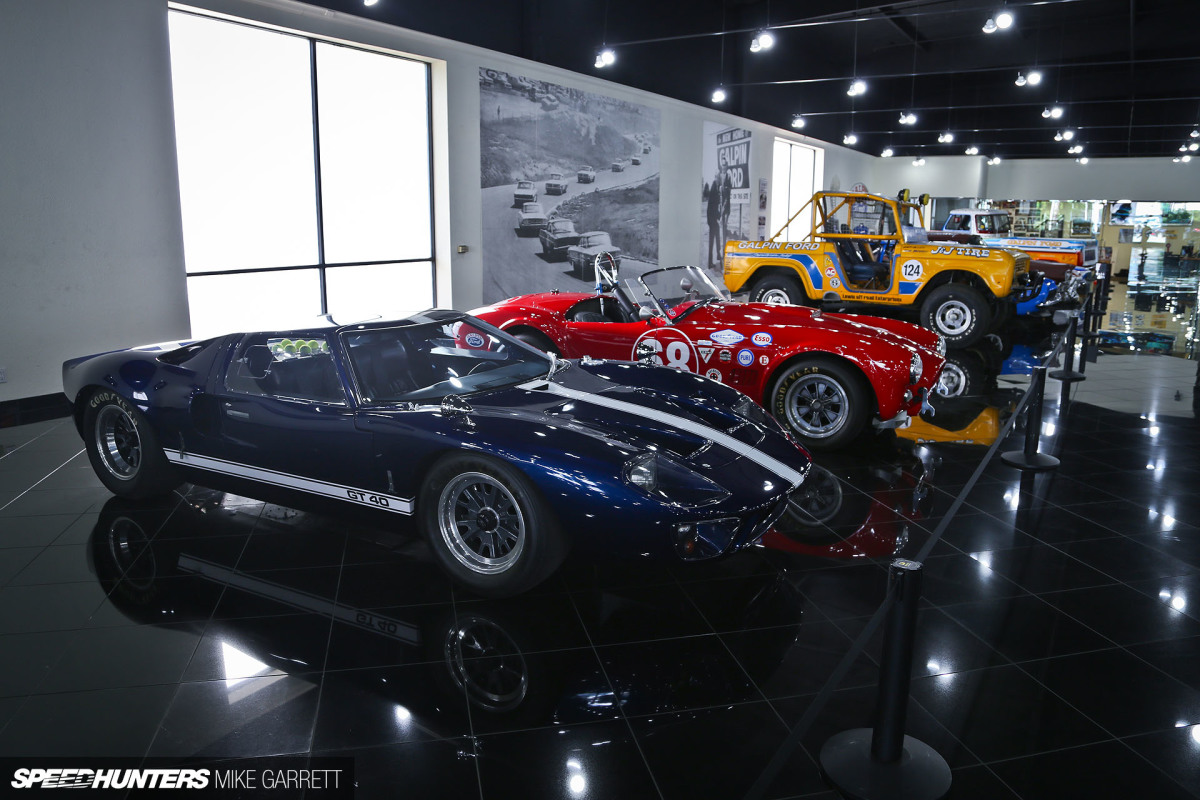 This Dealer S Car Collection Might Surprise You