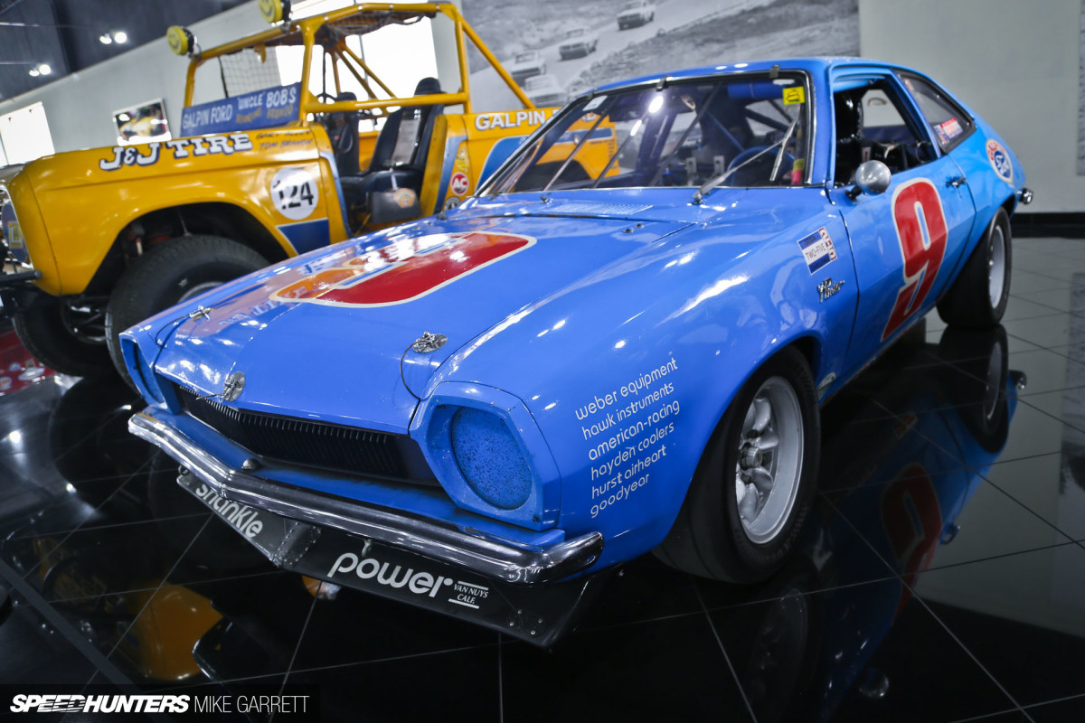 The Trans-Am Ford Pinto