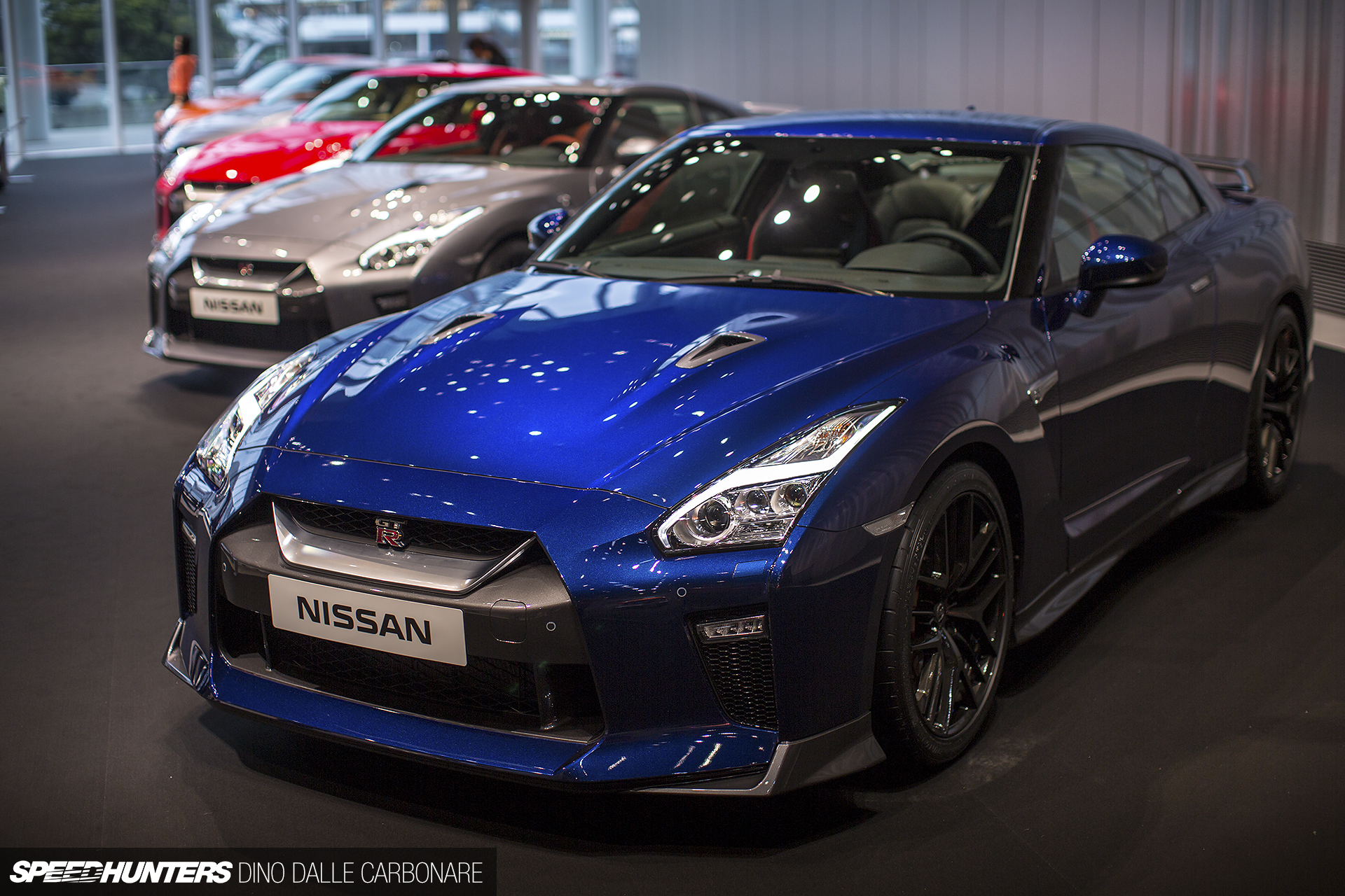 the new gt r unveiled at nissan hq speedhunters. Black Bedroom Furniture Sets. Home Design Ideas