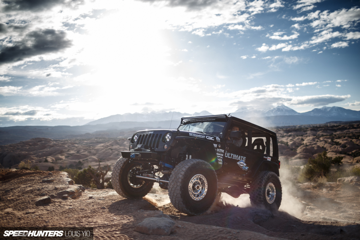 Doing A Lot With A Little: The Ultimate Dana 60 Jeep JK