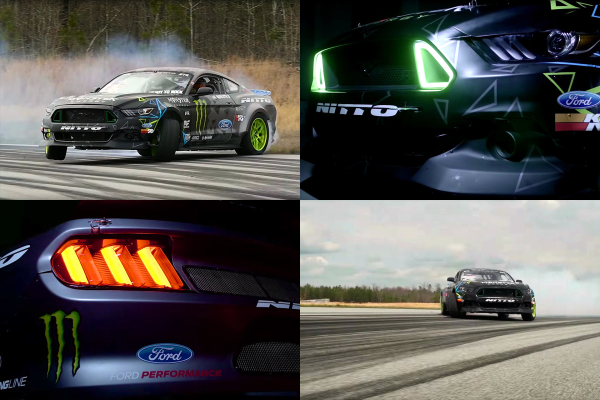 900hp+, 9000rpm: Vaughn Gittin Jr. Is Ready To Rock