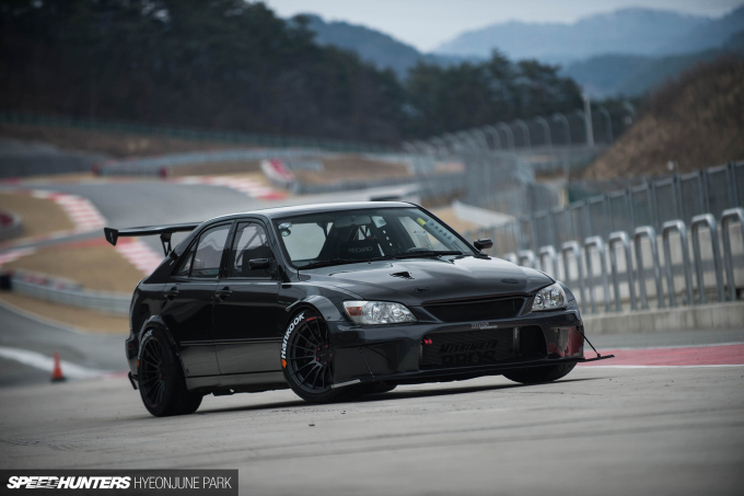 Jdm In Korea The Motorklasse Lexus Is200 Speedhunters