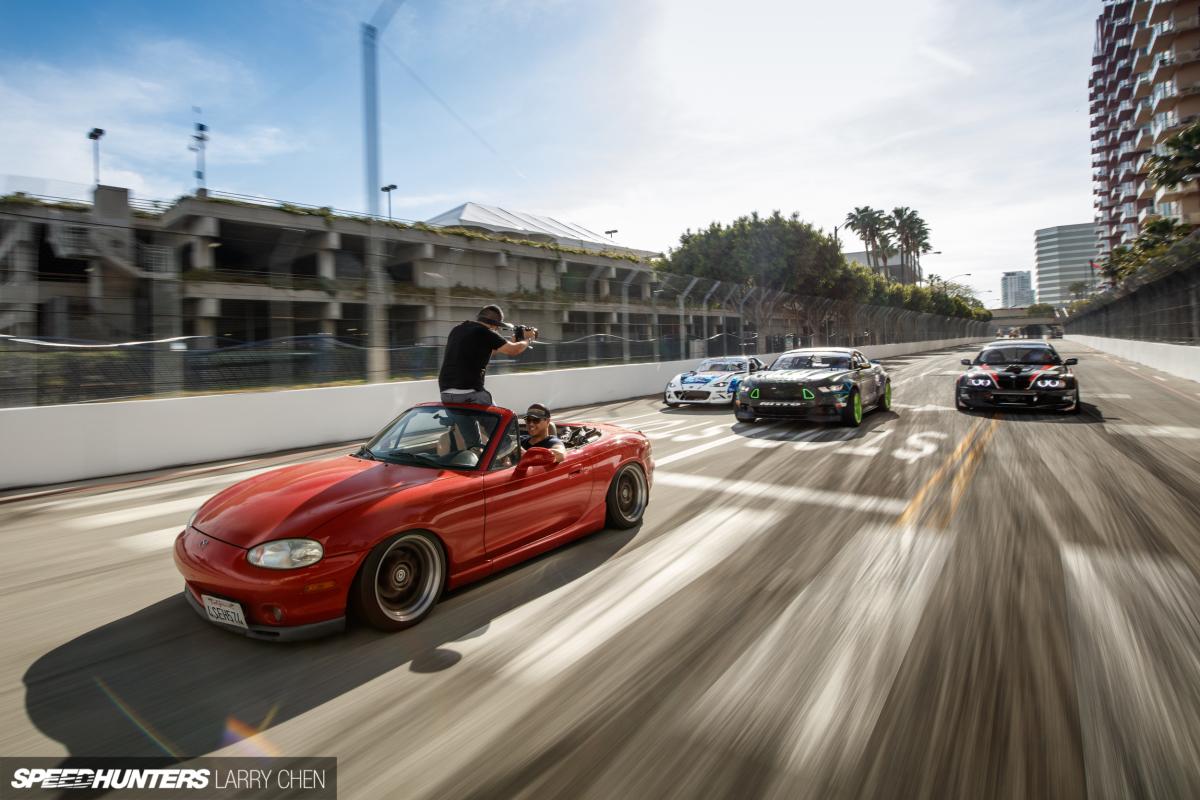 Random Snap: Rollin' To Formula Drift InStyle