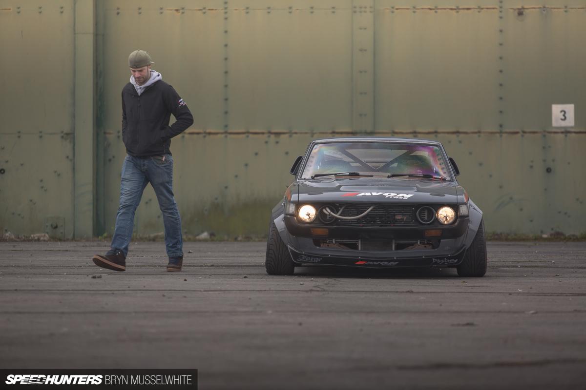 Dark Horse Rising: The World's Best Celica DriftCar