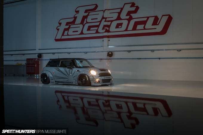 Liberty Walk Mini Performance Company Speedhunters Bryn Musselwhite-3
