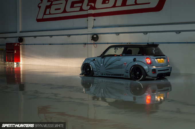 Liberty Walk Mini Performance Company Speedhunters Bryn Musselwhite-6