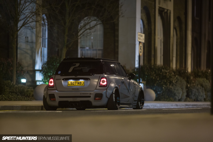 Liberty Walk Mini Performance Company Speedhunters Bryn Musselwhite-18