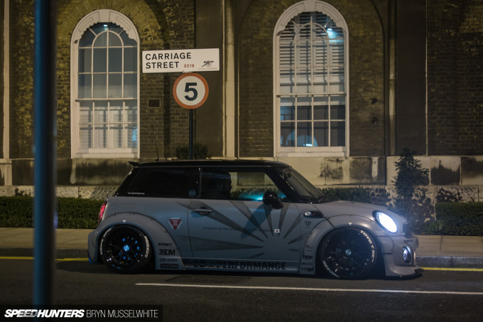 Liberty Walk Mini Performance Company Speedhunters Bryn Musselwhite-19