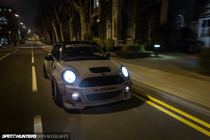 Liberty Walk Mini Performance Company Speedhunters Bryn Musselwhite-25