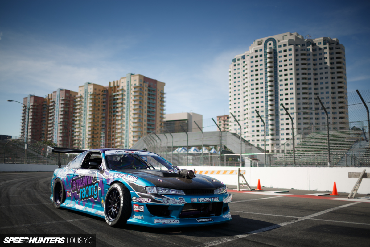 An S14 The American Way