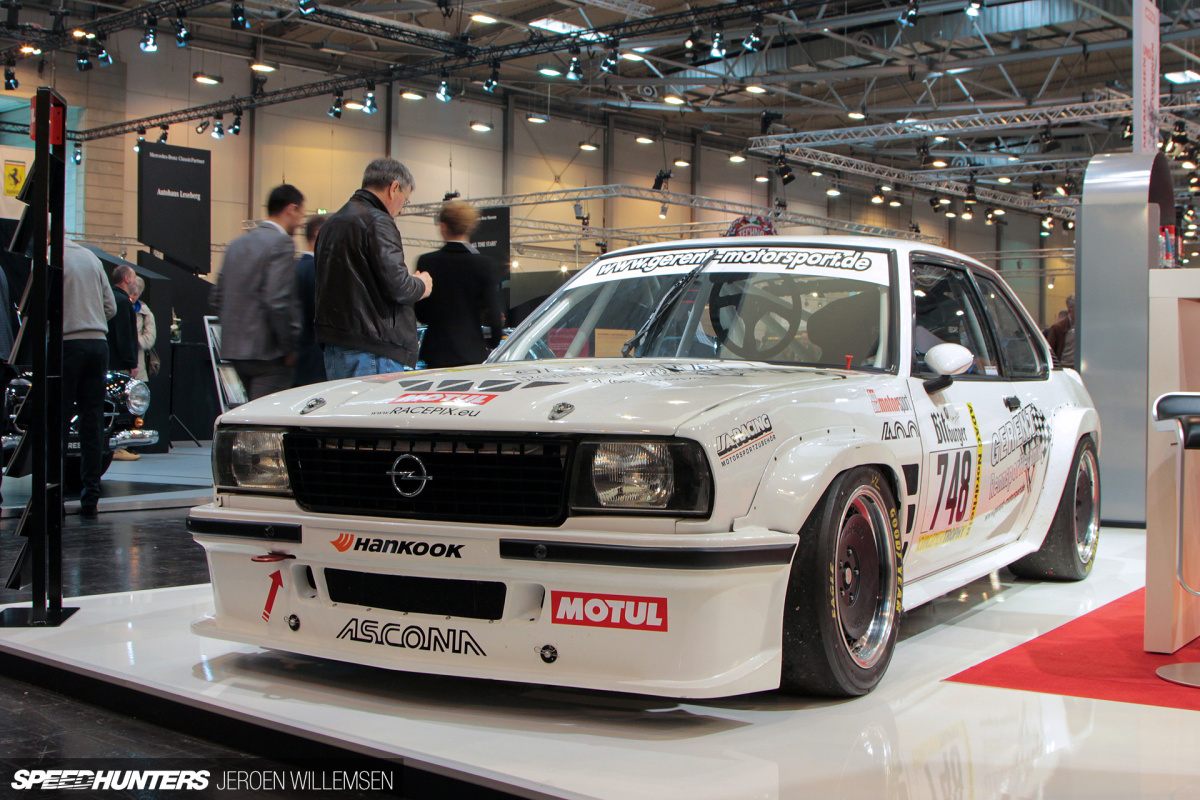 Pure Joy At Techno Classica