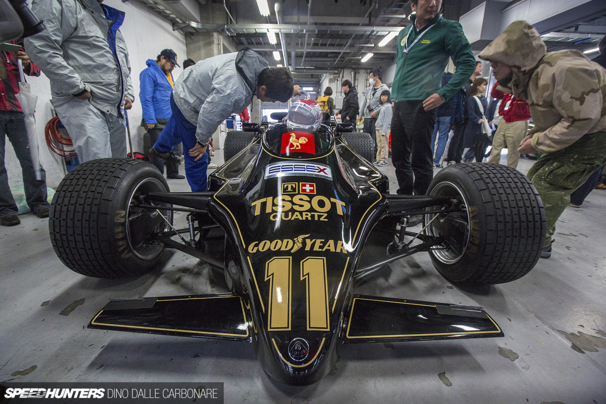 Banned Aero: The Lotus Type 88