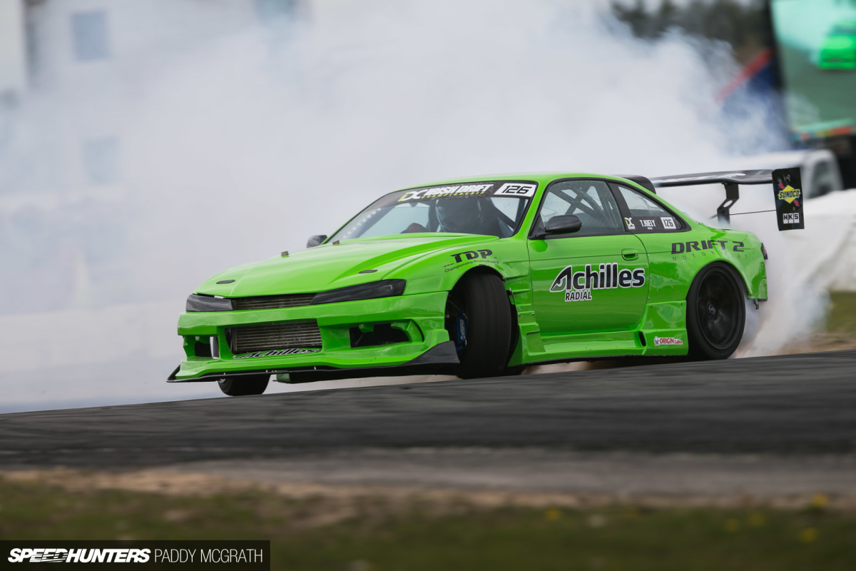 Green With Envy: A 16-Year-Old's 850hp S14