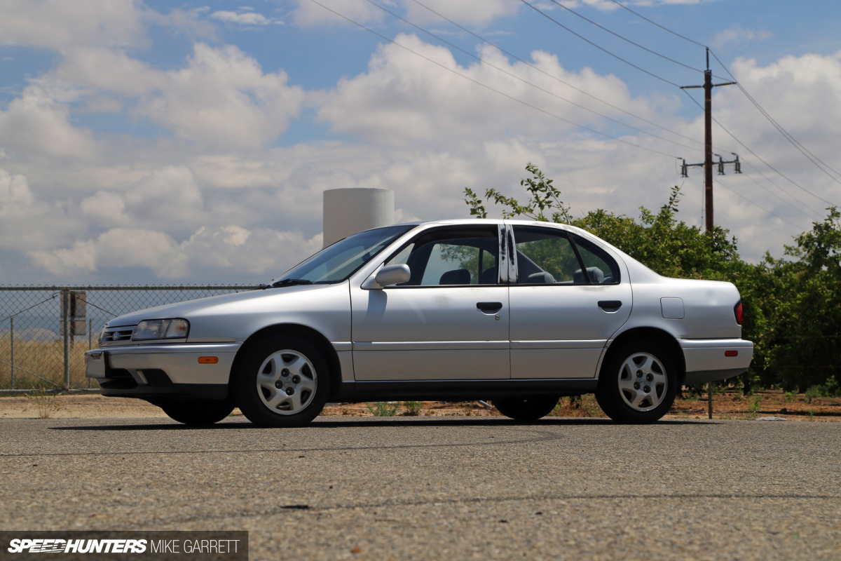 Project Car lntro: Running In The \'90s - Speedhunters