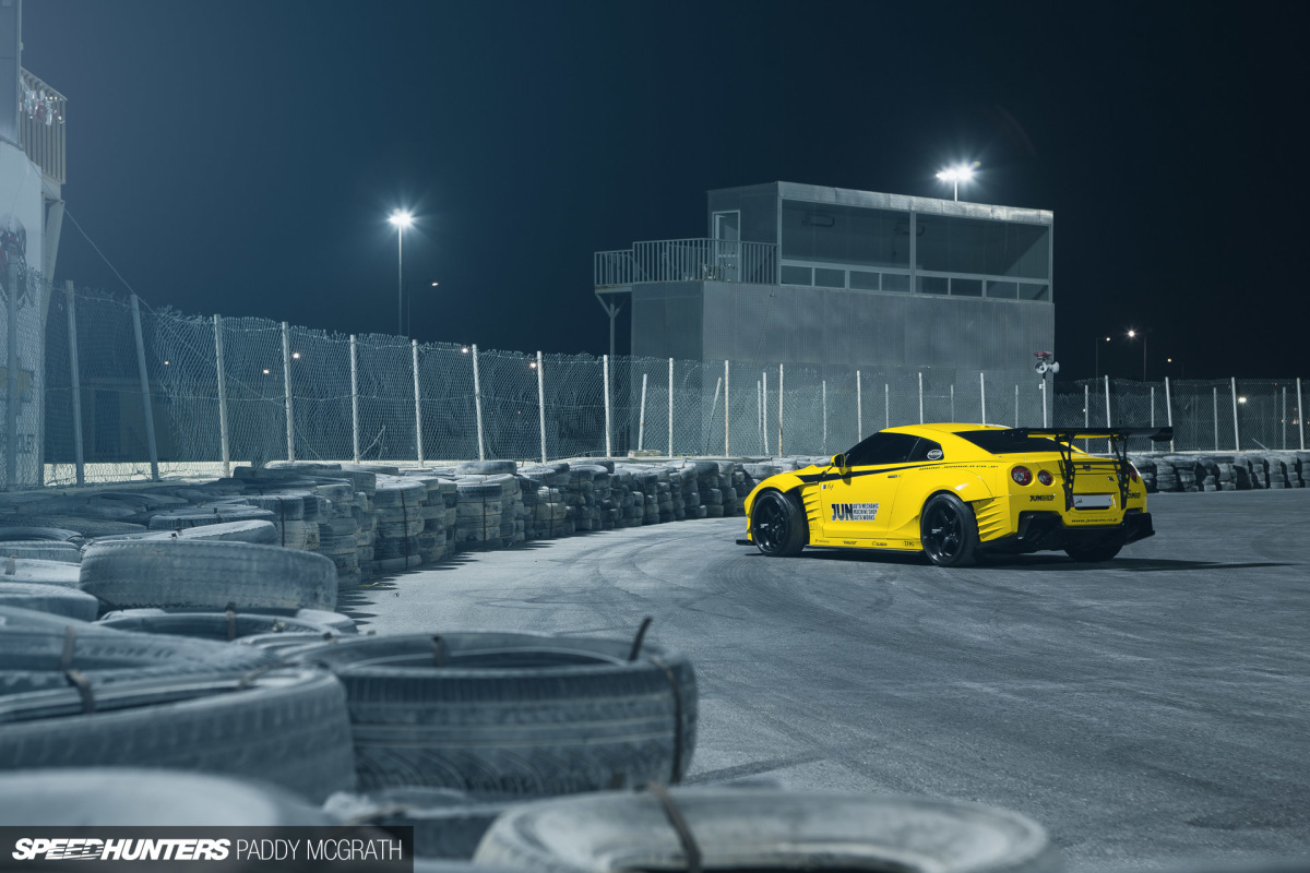 The Long Lost Lemon: A 1,000hp JUN R35 GT-R
