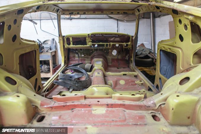 Huxley Motorsport Celica RA28 Bryn Musselwhite-1
