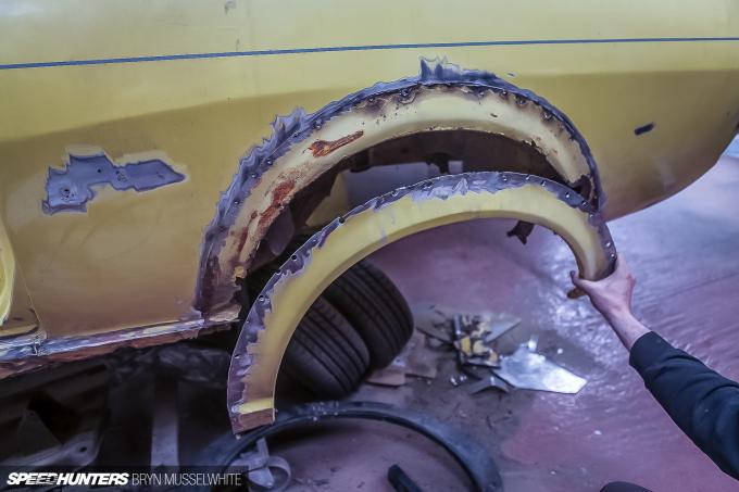 Huxley Motorsport Celica RA28 Bryn Musselwhite-2