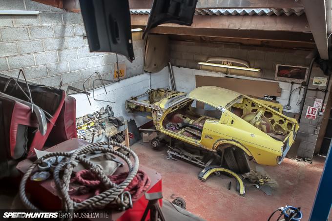 Huxley Motorsport Celica RA28 Bryn Musselwhite-3